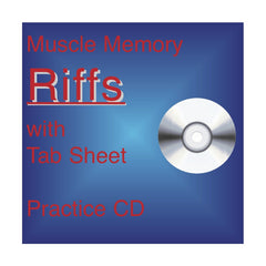 Riffs R Us Jam Camp CD and Notation Sheet