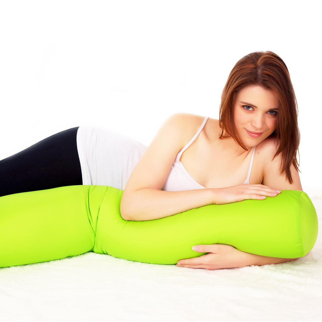Sleep Better with a Microbead Body Pillow!!