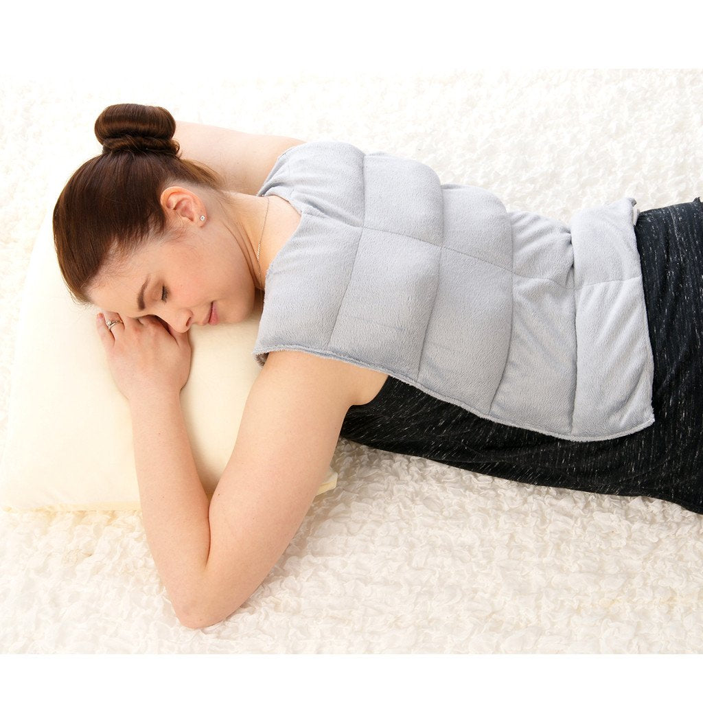 Squishy Deluxe Aromatherapy Hot or Cold Back Wrap