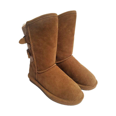 BEARPAW BOSHIE WIDE BOOT