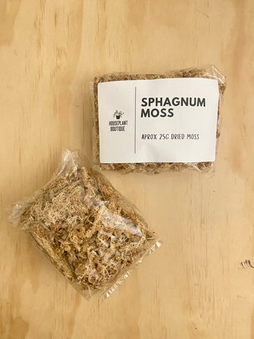 Sphagnum Moss APPROX 25g