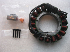 Harley Evo & S&S 3Phase conversion stator w/oem Deutsch connector