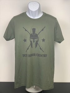 """Duty Honor Country"" Chris Young Design"