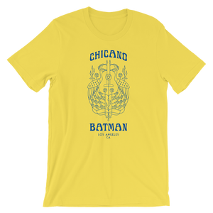 Chicano Batman - Peacock Tee (Yellow)