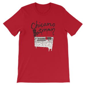 Chicano Batman - Melting Organ Tee (Red)