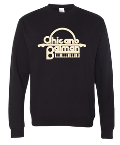Chicano Batman - Keyboard Crewneck (Black)