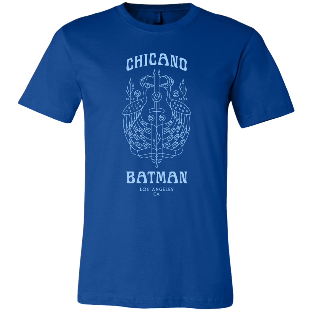 Chicano Batman - Peacock Tee (Royal Blue)