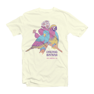 Chicano Batman - Parrots Tee