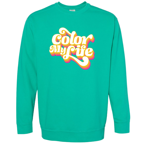 Chicano Batman - Color My Life Sweatshirt