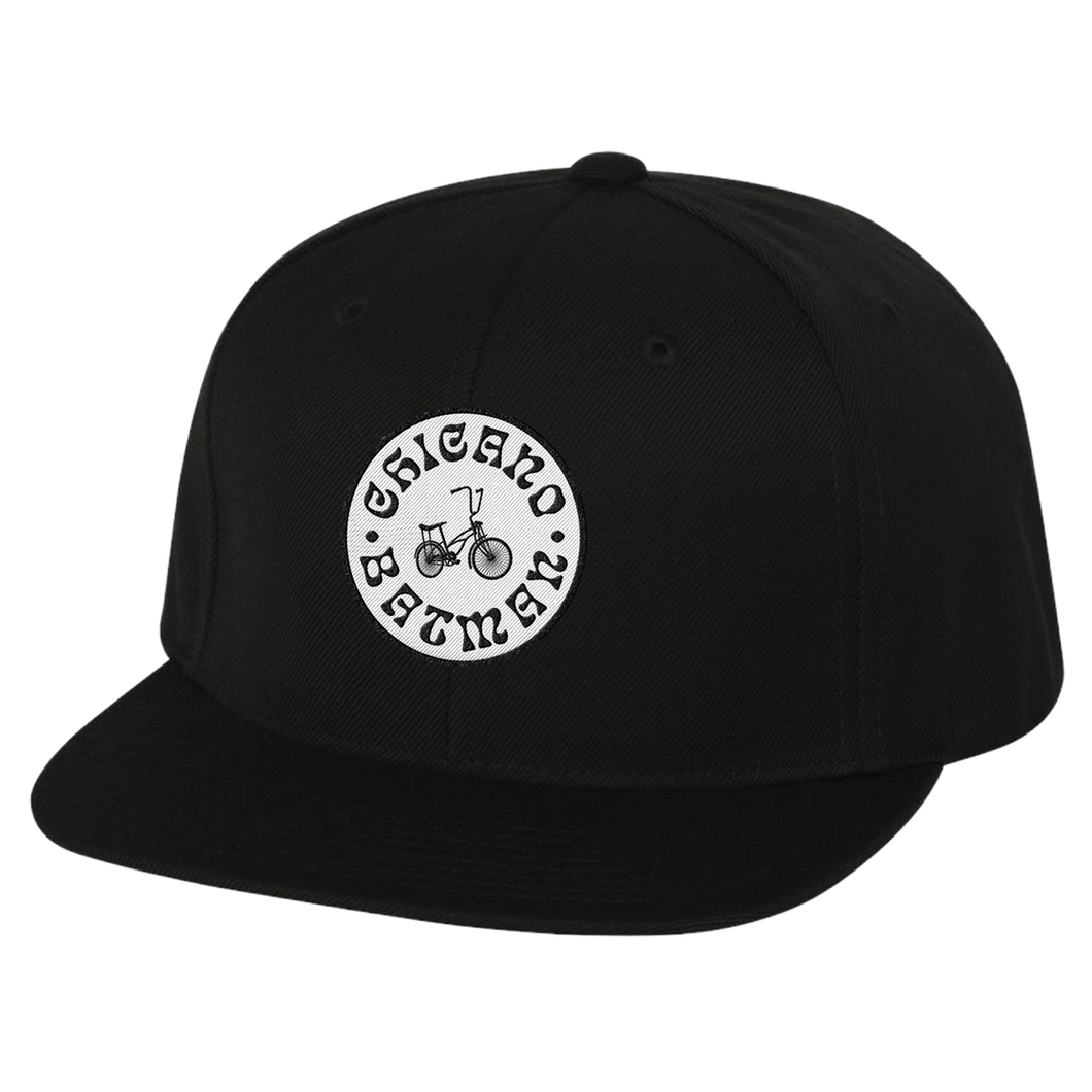 Chicano Batman - Black Lowrider Bike Hat