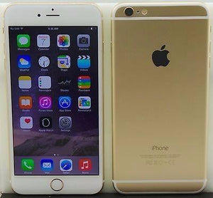 iPhone 6+ Gold Unlocked