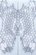 Load image into Gallery viewer, Aluminum Honeycomb and Urethane Resin Custom Knife Scales #20287