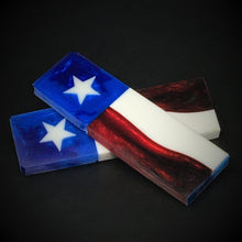 Load image into Gallery viewer, Lone Star Flag Custom Knife Scales #20362