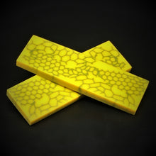 Load image into Gallery viewer, Aluminum Honeycomb and Urethane Resin Custom Knife Scales #21041