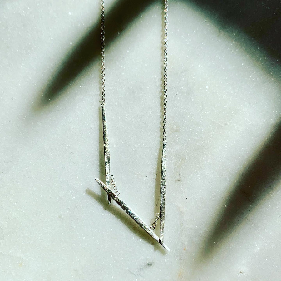 Ori Zen Harmony Necklace Silver