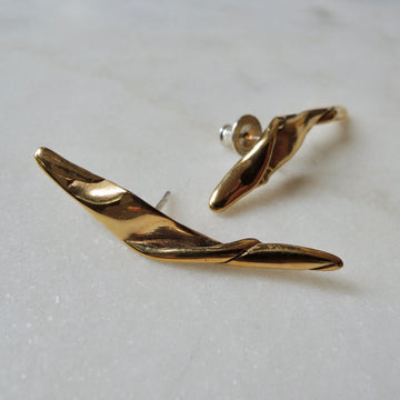Twisted Climber Earrings