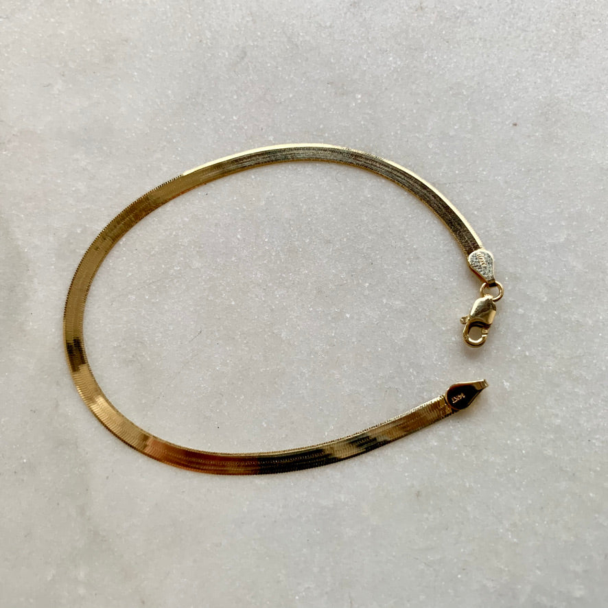Luquid Gold Bracelet