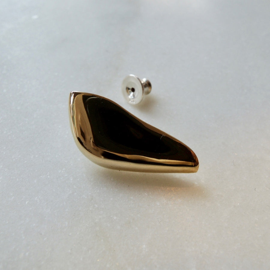 Single Cap Earring