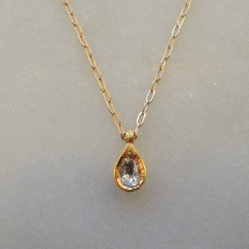 Diamond Seed Necklace