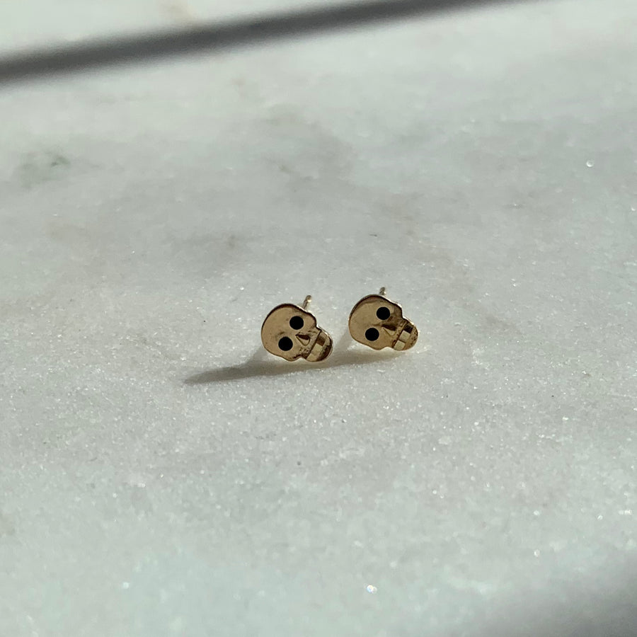 Skull Friends Earrings