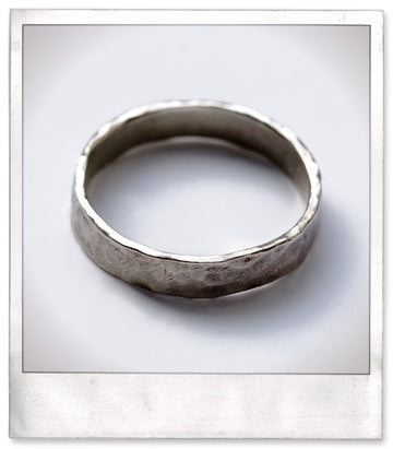 Men's 4mm Wide Downtown Ring