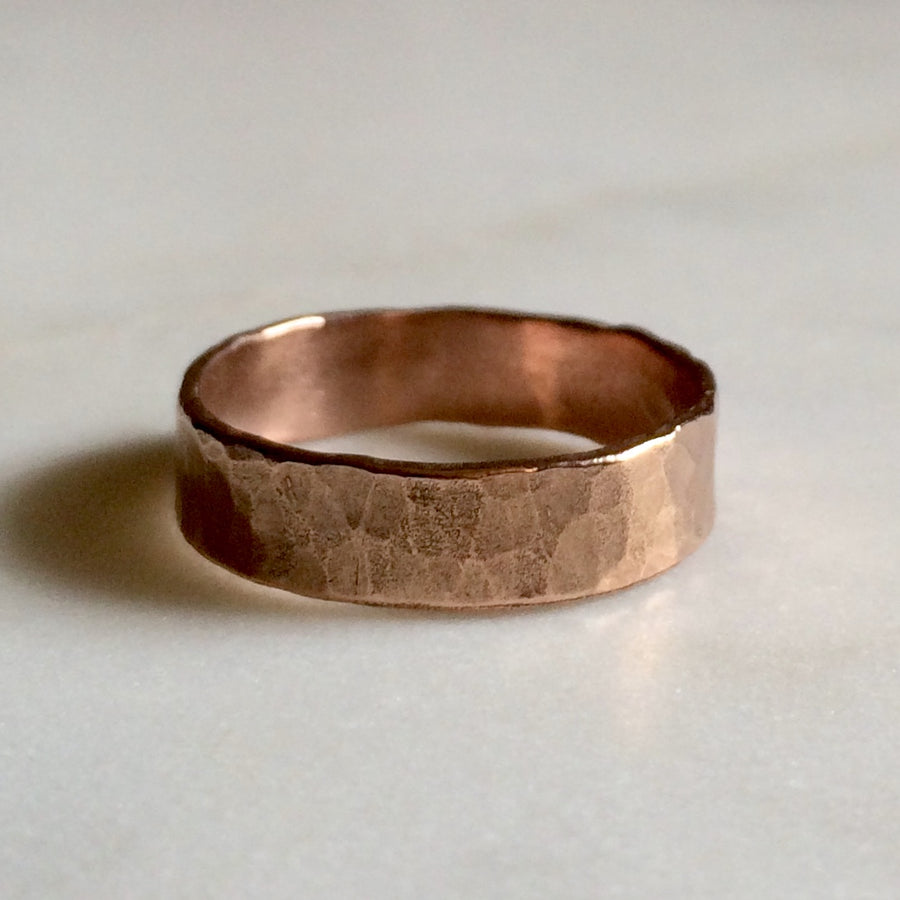 6mm Wide Downtown Ring