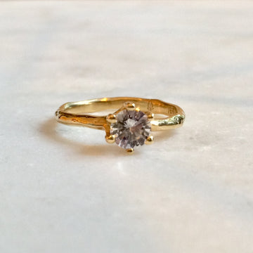 Half Carat Diamond Solitary Ring