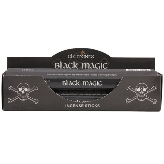 gemmas-curiosity-shop - Black Magic Incense Sticks - Gemma's Curiosity Shop - Incense