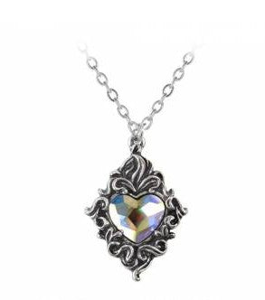 gemmas-curiosity-shop - Crystal Heart - Alchemy - Jewellery