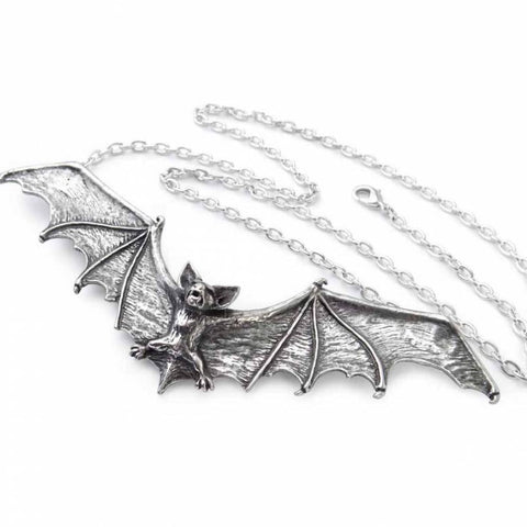 gemmas-curiosity-shop - Gothic Bat - Alchemy - Jewellery