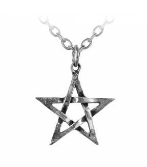 gemmas-curiosity-shop - Pentagram - Alchemy - Jewellery