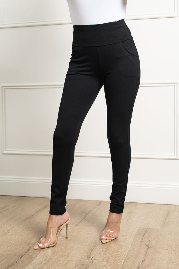 Lavida Leggings- Black.