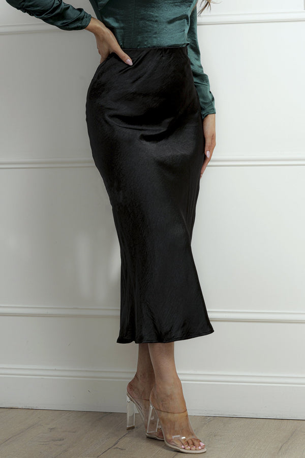 Eliza Skirt- Black.