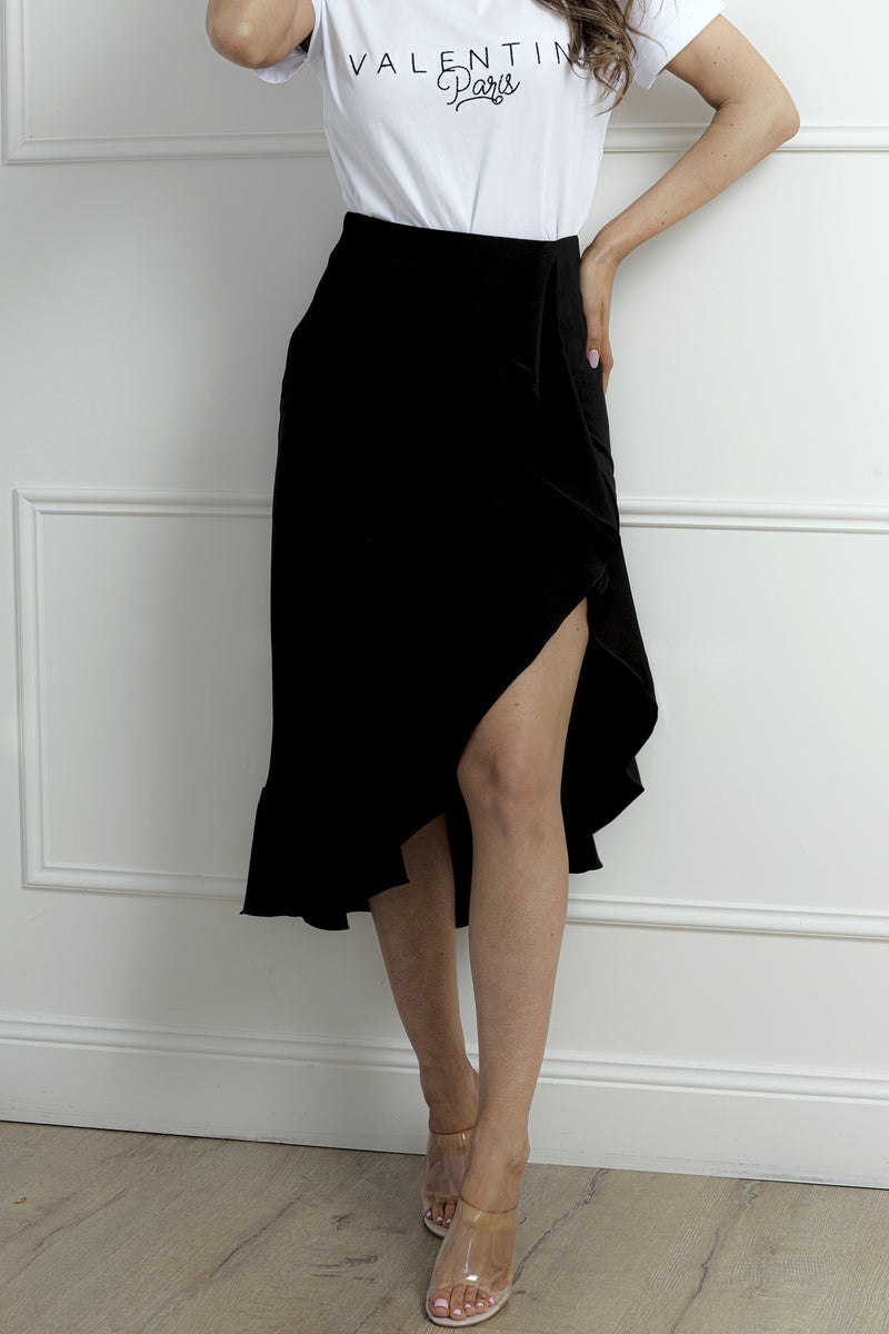 Salsa Skirt- Black.