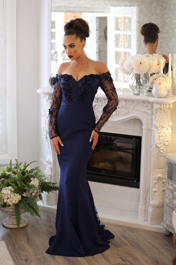 GARDEN OF EDEN GOWN