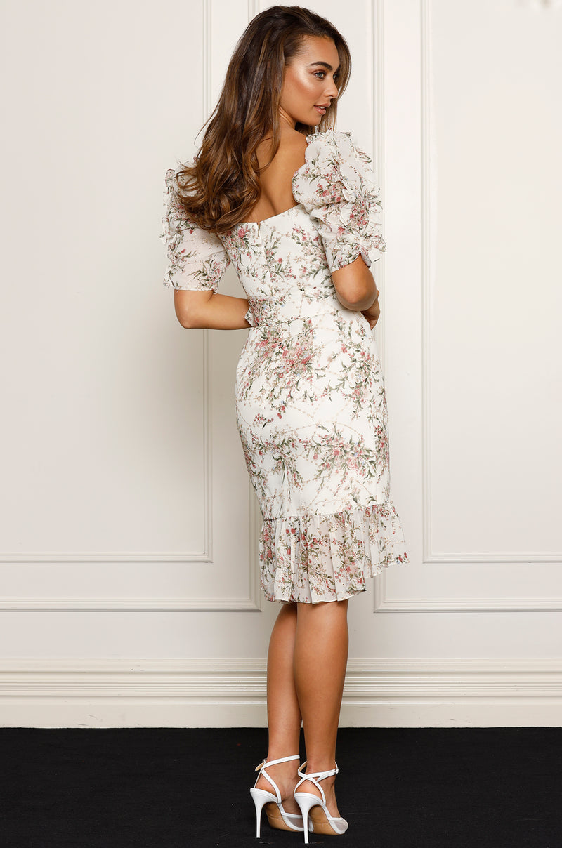 Flower Passion Dress.