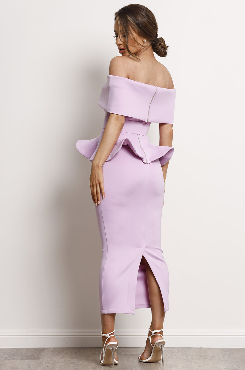 Juliana Two Piece Set - Lavender.