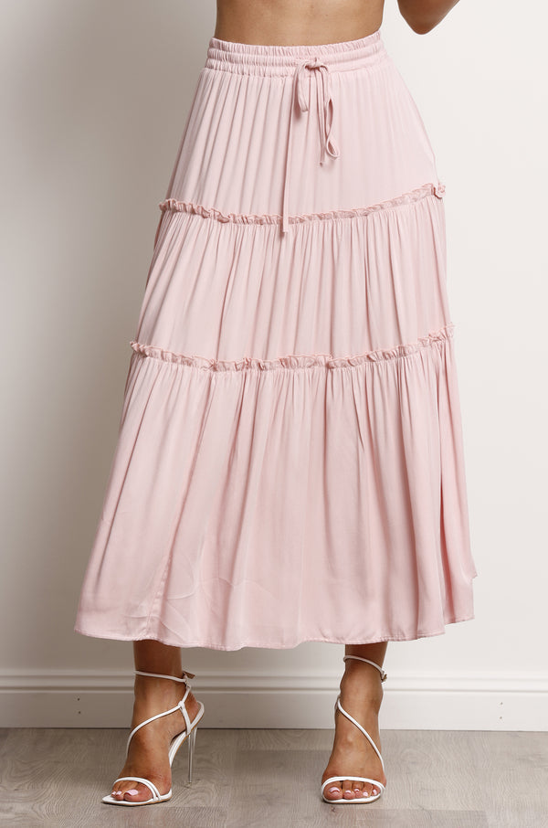Lullaby Skirt- Pink.
