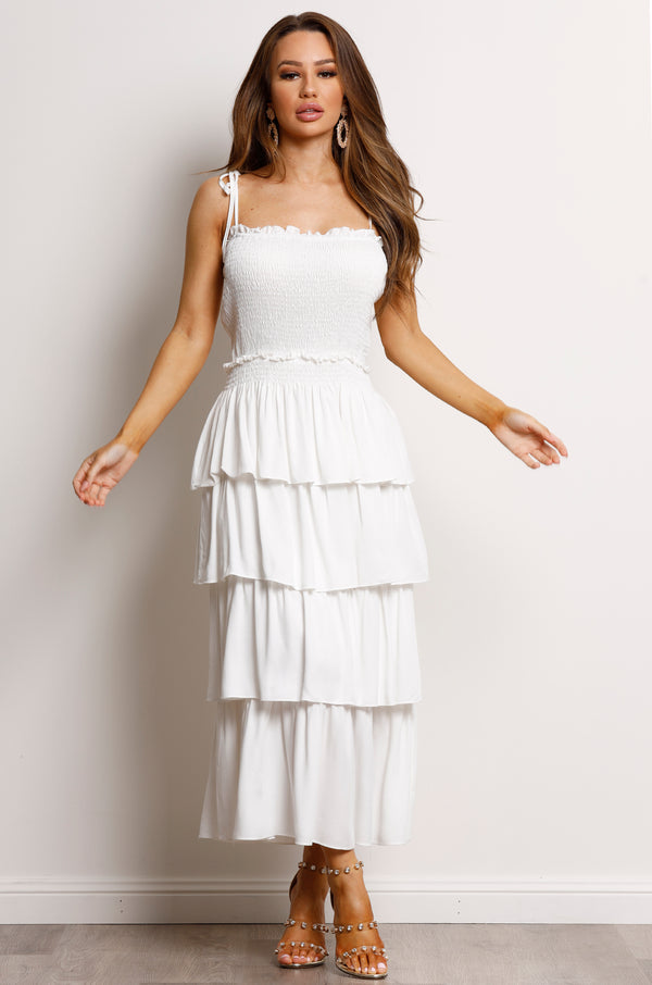 Eve Dress- White.