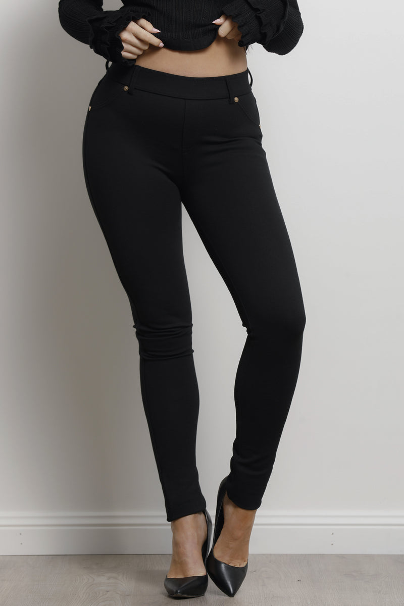 Jones Leggings- Black.
