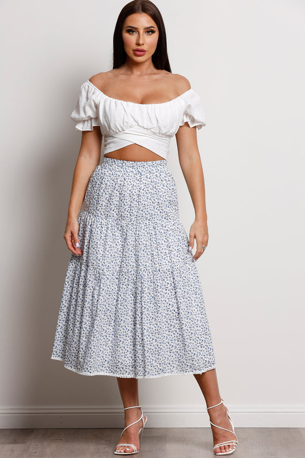 Bellflower Skirt.