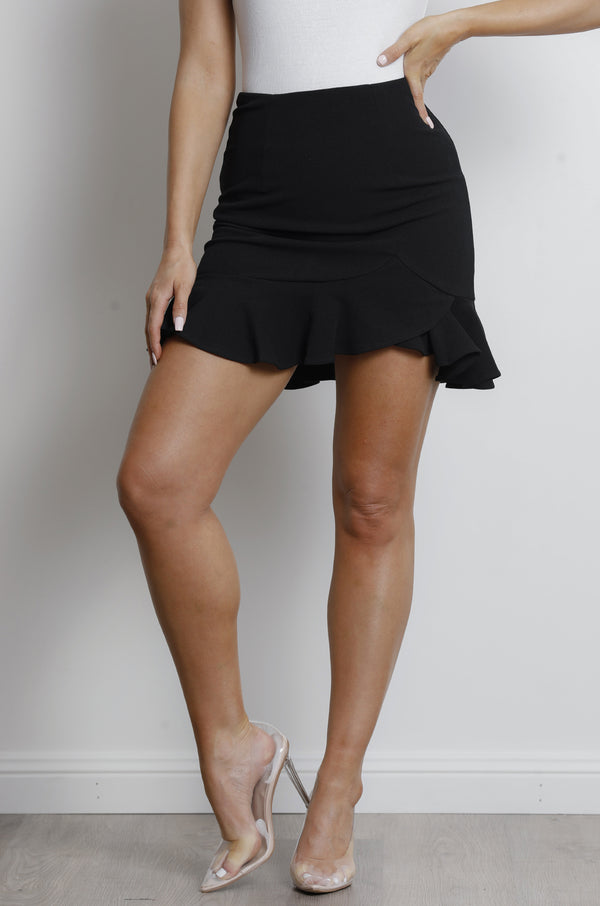Lover Skirt- Black.