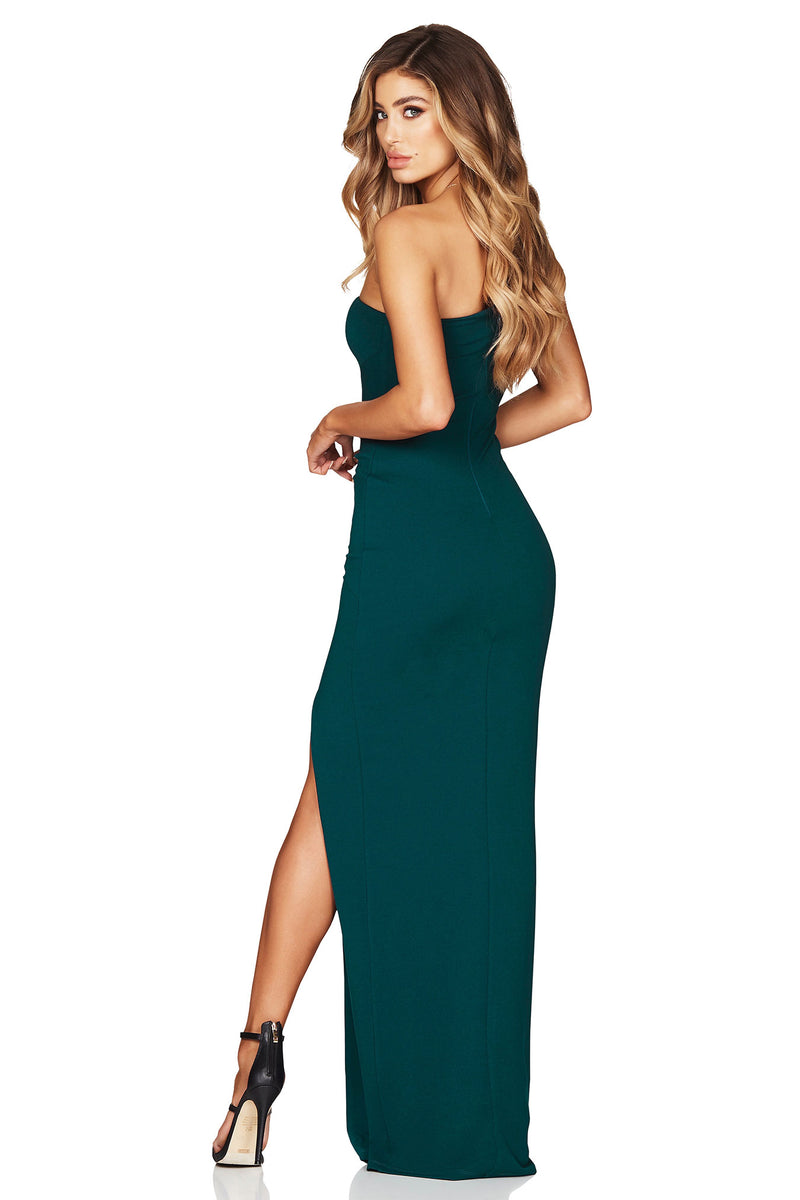 Lust One Shoulder Gown.