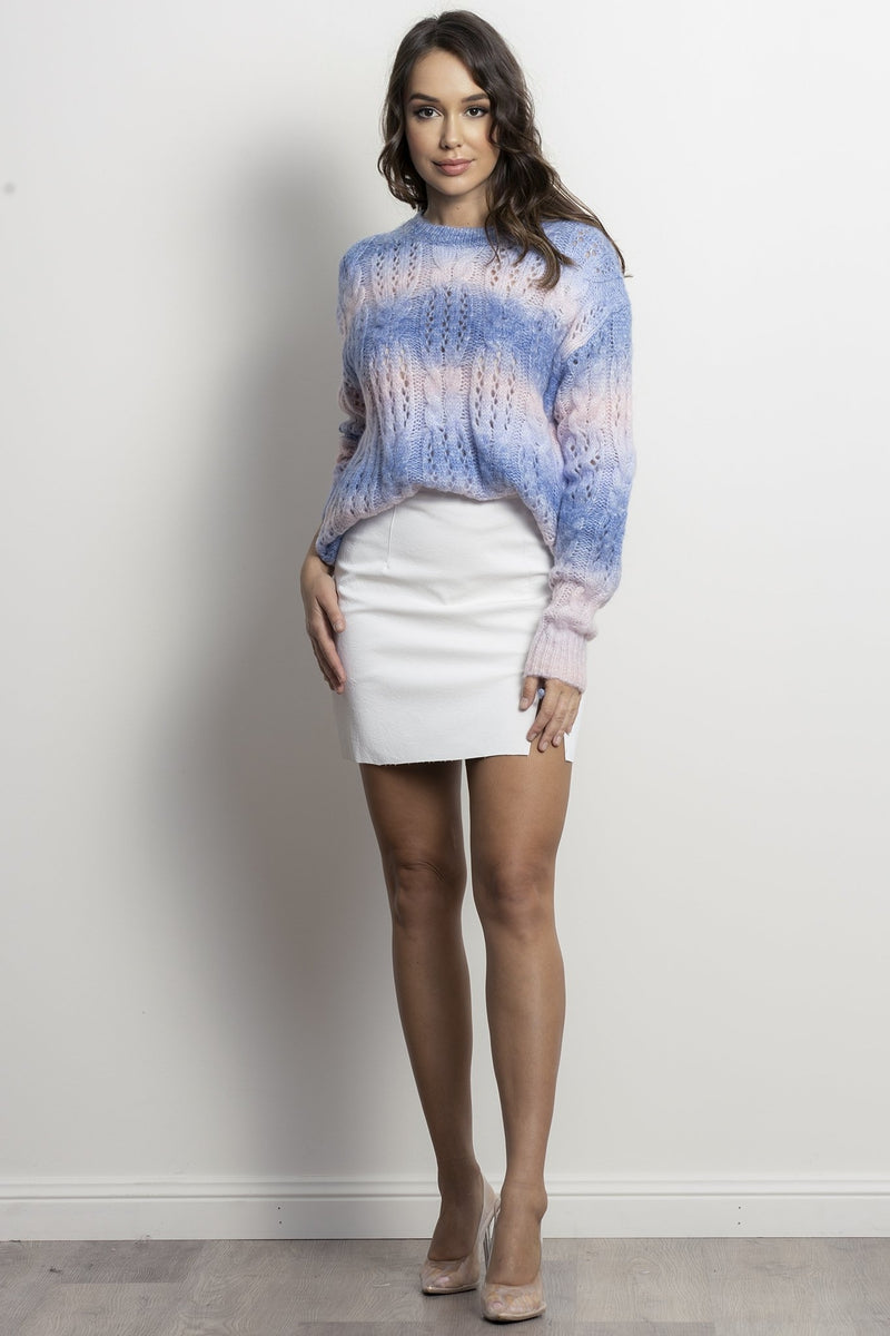 Seabreeze Knit- Blue.