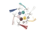 Popularity & Attractiveness Keychain with Double Carp