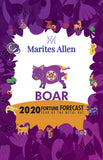 Marites Allen Horoscope Book 2020 - Boar