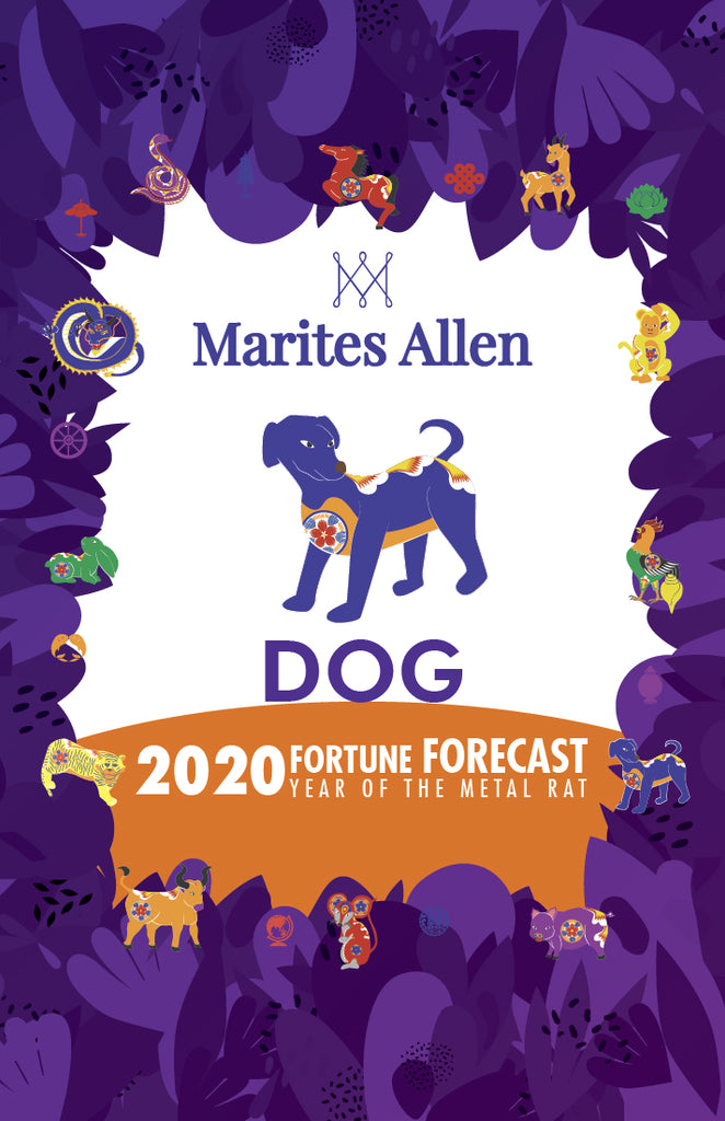 Marites Allen Horoscope Book 2020 - Dog