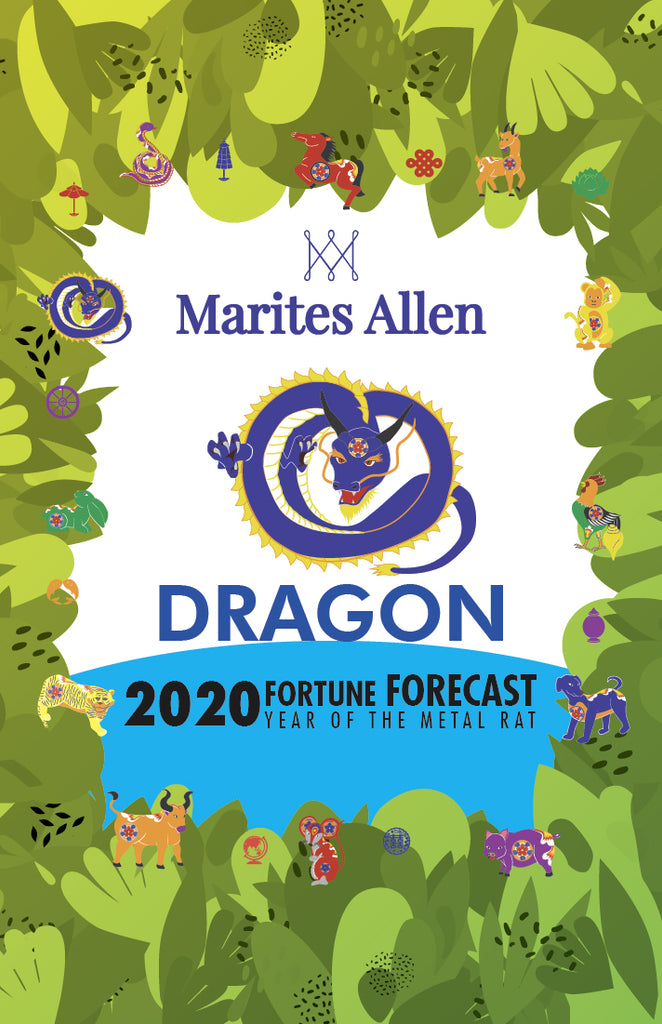 Marites Allen Horoscope Book 2020 - Dragon