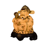 WEALTH GOD CAI SHEN HOLDING INGOT (BIG)(A4)
