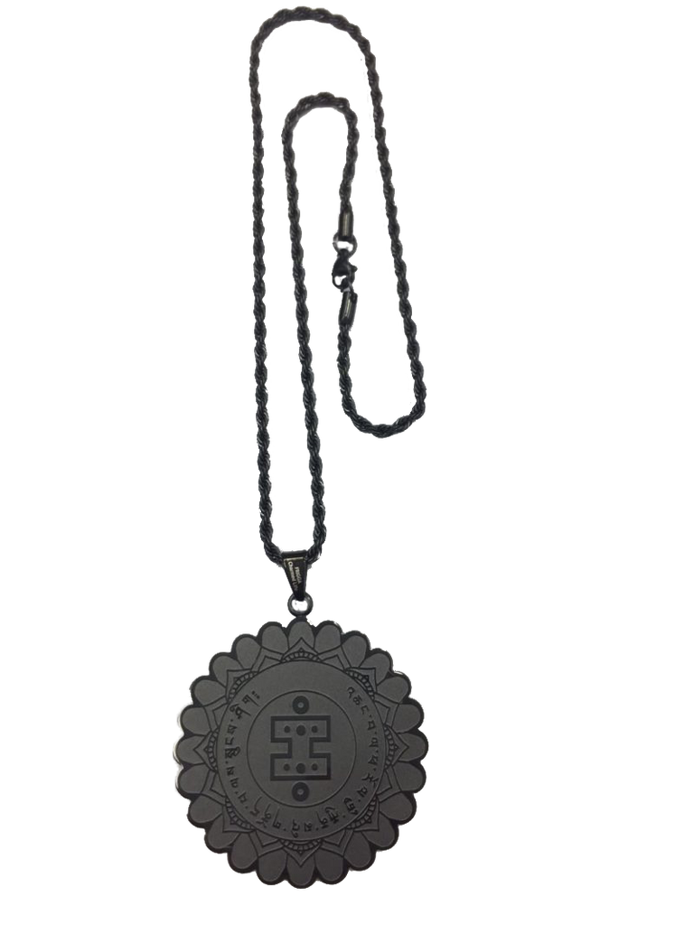 MEDALLION FOR ANTI – ROBBERY (BLACK)